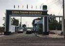 Thiết kế cổng chào khu dân cư