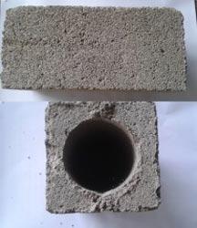 Gạch block 1 lỗ