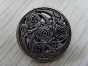 Nút kiểu kim loại