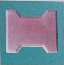 Gạch Block sần hình chữ I