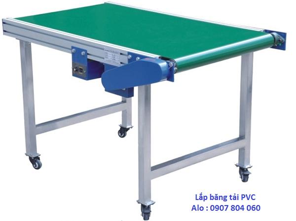 Băng tải nhựa PVC PU
