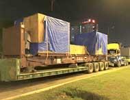 Vận tải hàng máy móc công nghiệp