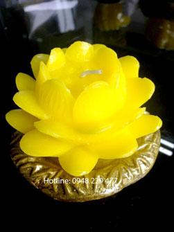 Nến hoa sen