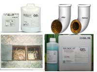 Chế phẩm xử lý nước đường ống