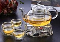 Bộ ấm trà thủy tinh