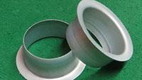 Nắp sắt tăng cứng đầu ống giấy