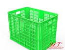 Sóng nhựa hở 3T9 xanh lá
