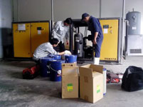Bảo dưỡng sửa chữa máy nén khí