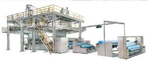 Dây chuyền sản xuất túi vải không dệt