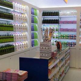 Sản phẩm nội thất cửa hàng showroom