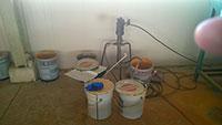 Hệ thống súc rửa thùng phuy