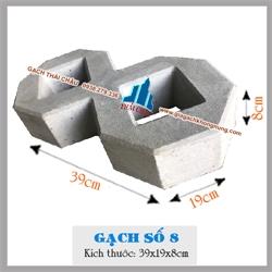 Gạch block số 8
