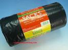 Túi cuộn màu đen