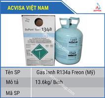 Gas lạnh R134a Freon