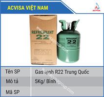 Gas lạnh R22 Trung Quốc