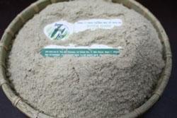 Cám gạo khô