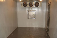 Lắp đặt kho lạnh dựa trên đặc điểm kho