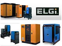 Máy nén khí trục vít Elgi Compressor