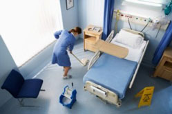 Vệ sinh bệnh viện