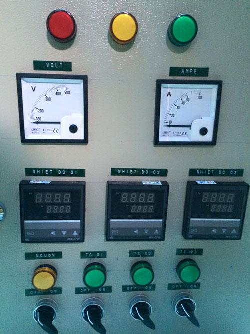Tủ diều khiển điện trở