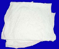 Vải lau trắng cotton