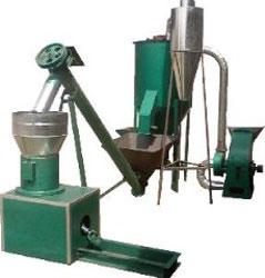 Dây chuyền sản xuất thức ăn mini