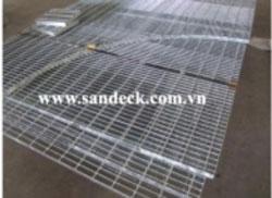 Grating sàn lưới thép