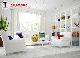 Thiết kế trang trí nội thất