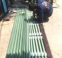Sửa chữa cửa sắt kéo