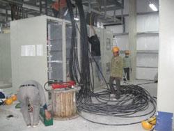 Lắp đặt hệ thống điện công nghiệp