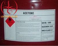Acetone C3H6O2