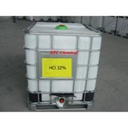 HCL 32-35% - Acid chlohydric