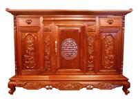 Tủ gỗ trạm trổ