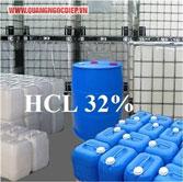 HCL 32% - Axit Clohydric