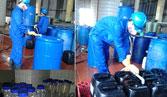 Hóa chất xử lý bề mặt kim loại
