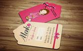 In thẻ bài