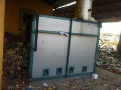 Lò đốt rác thải nguy hại