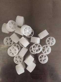 Đệm vi sinh dạng viên bánh xe