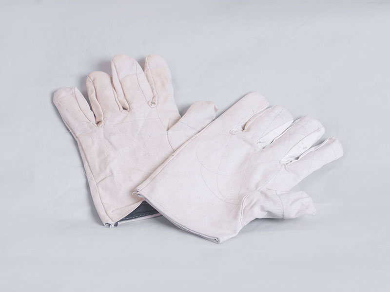 Găng tay vải bảo hộ
