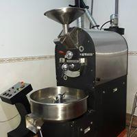 Máy rang cà phê ca cao