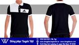 Áo thun đồng phục Adidas