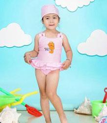 Bộ đồ bơi bé gái