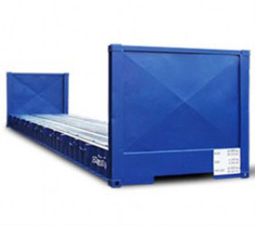 Container flat-rack 40 feet