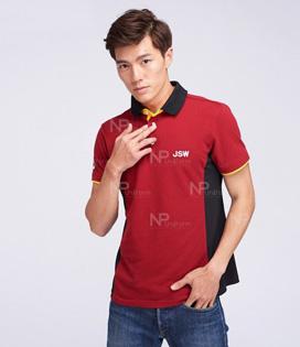 Đồng phục áo thun công ty JSW