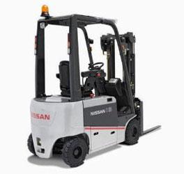 Xe nâng điện Nissan