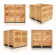 Kiện gỗ thùng gỗ