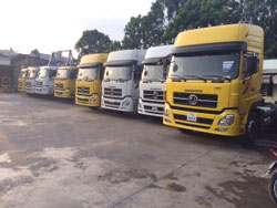Dịch vụ vận tải đường bộ