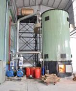 Lò dầu tải nhiệt