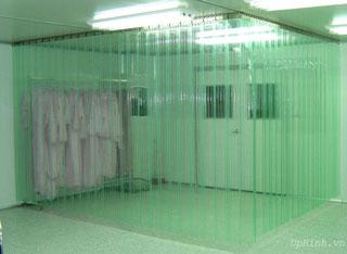 Rèm nhựa ving PVC