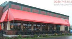 Mái che hiên nhà hàng